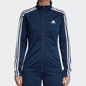 NWT Adidas Track Jacket
